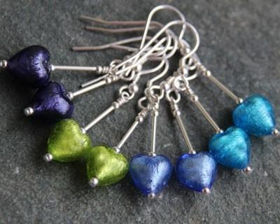Murano-heart-drop-earrings