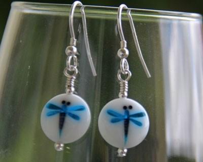 Dragonfly-Earrings