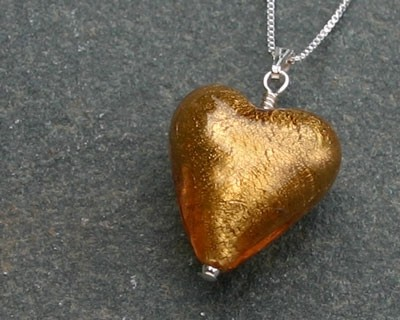 Bella Gold pendant