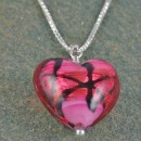 Caramella heart in pink from Firefrost Designs