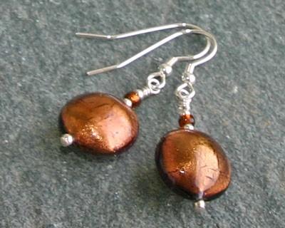 Lentil-earrings