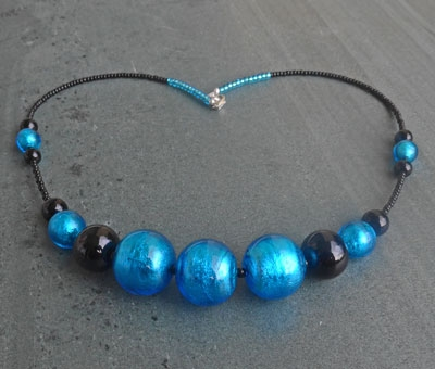 Murano-glass-Turquoise-Fion
