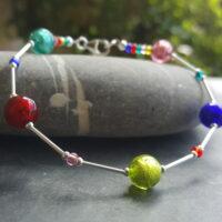 Carina Murano glass bracelet