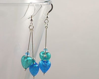 Murano-glass-earrings-Turqu
