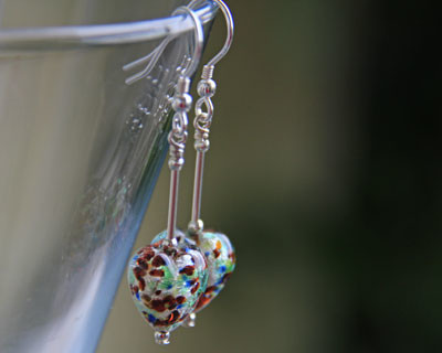 Murano-glass-heart-earrings