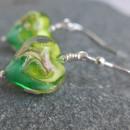 Rosealla Earrings in Green