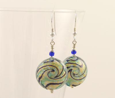 Spirit of the Sea-Murano-glas
