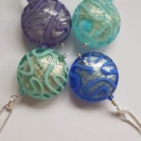 Glass Jewellery Firefrost Designs