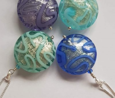 Glass Jewellery from firefrost Designs Ltd